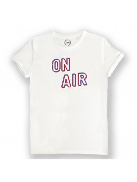 T-SHIRT FEMME ON AIR