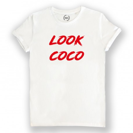 T-SHIRT FEMME LOOK COCO