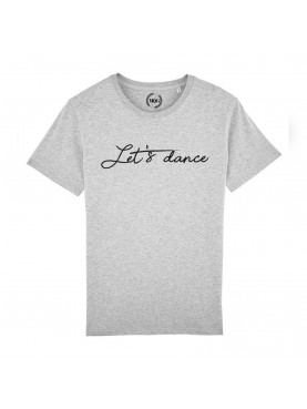 T-SHIRT HOMME LET'S DANCE