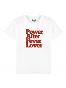 T-SHIRT HOMME POWER
