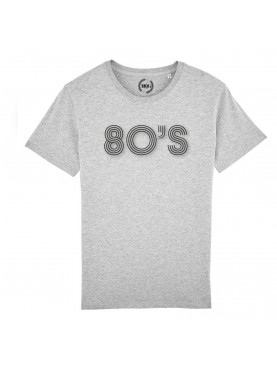 T-SHIRT HOMME 80'S