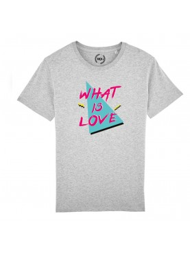 T-SHIRT HOMME WHAT IS LOVE