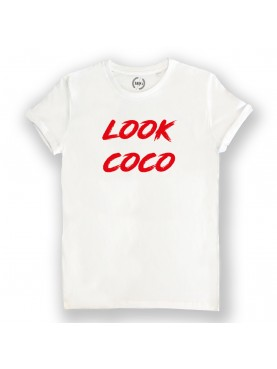 T-SHIRT HOMME LOOK COCO