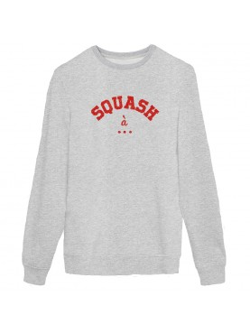 Sweat personnalisable squash