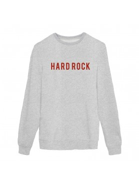 SWEAT FEMME HARD ROCK
