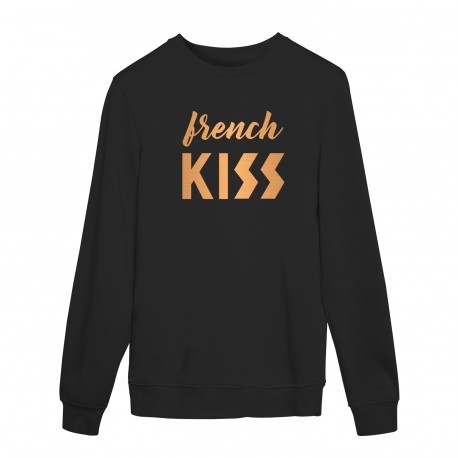 SWEAT FEMME FRENCH KISS