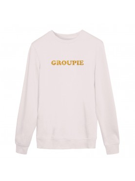 SWEAT FEMME GROUPIE OR