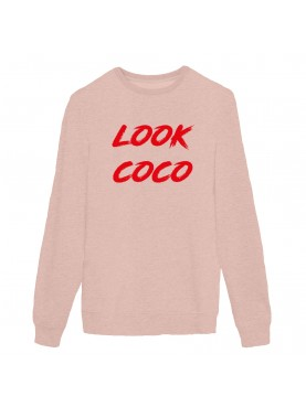 SWEAT FEMME LOOK COCO