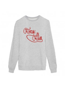SWEAT HOMME ROCK AND ROLL