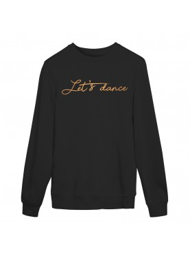 SWEAT HOMME LET'S DANCE